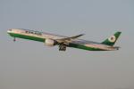 matsuさんが、ロサンゼルス国際空港で撮影したエバー航空 777-36N/ERの航空フォト(写真)