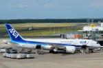 バーバ父さんが、デュッセルドルフ国際空港で撮影した全日空 787-8 Dreamlinerの航空フォト(写真)