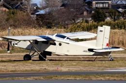 tsubasa0624さんが、ホンダエアポートで撮影したアイ・ティー・シー・アエロスペース PC-6/B2-H4 Turbo-Porterの航空フォト(写真)