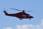 tsubasa0624さんが、ホンダエアポートで撮影した埼玉県防災航空隊 AW139の航空フォト(飛行機 写真・画像)