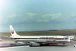 ripplesyamaさんが、羽田空港で撮影した日本航空 DC-8-62Hの航空フォト(写真)