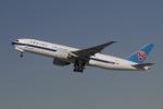 matsuさんが、ロサンゼルス国際空港で撮影した中国南方航空 777-F1Bの航空フォト(飛行機 写真・画像)