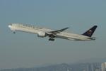 matsuさんが、ロサンゼルス国際空港で撮影したサウジアラビア航空 777-368/ERの航空フォト(写真)