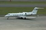北の熊さんが、新千歳空港で撮影した国土交通省 航空局 G-IV Gulfstream IVの航空フォト(写真)