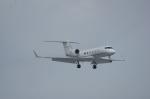 北の熊さんが、新千歳空港で撮影したMartin Sprocket & Gear Inc,  G-IVの航空フォト(飛行機 写真・画像)