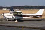 tsubasa0624さんが、龍ケ崎飛行場で撮影した新中央航空 172Pの航空フォト(写真)