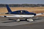 tsubasa0624さんが、龍ケ崎飛行場で撮影した日本個人所有 TB-10 Tobagoの航空フォト(飛行機 写真・画像)