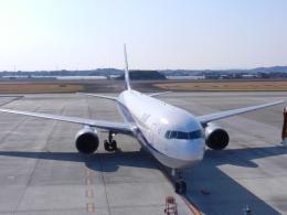 スーパードルフィンさんが、高知空港で撮影した全日空 767-381の航空フォト(飛行機 写真・画像)