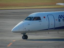 スーパードルフィンさんが、高知空港で撮影したANAウイングス DHC-8-402Q Dash 8の航空フォト(飛行機 写真・画像)