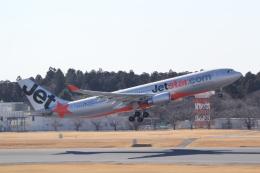 ANA744Foreverさんが、成田国際空港で撮影したジェットスター A330-202の航空フォト(飛行機 写真・画像)