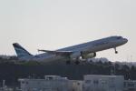 ANA744Foreverさんが、成田国際空港で撮影したエアプサン A321-231の航空フォト(飛行機 写真・画像)