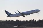 ANA744Foreverさんが、成田国際空港で撮影したニュージーランド航空 767-319/ERの航空フォト(写真)
