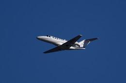 tsubasa0624さんが、羽田空港で撮影した日本エアロスペース 525A Citation CJ2の航空フォト(写真)