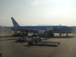シフォンさんが、福岡空港で撮影したKLMオランダ航空 777-206/ERの航空フォト(飛行機 写真・画像)