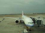 シフォンさんが、台湾桃園国際空港で撮影したチャイナエアライン 777-36N/ERの航空フォト(飛行機 写真・画像)