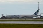 バーバ父さんが、フランシスコ・サ・カルネイロ空港で撮影したユーロアトランティック・エアウェイズ 767-33A/ERの航空フォト(写真)