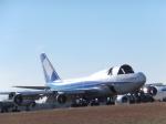 夷月さんが、テューペロ・リージョナル空港で撮影した全日空 747-481(D)の航空フォト(写真)