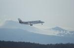 北の熊さんが、新千歳空港で撮影したBAS AIRCRAFT SERVICES IV LLC 560XL Citation Excel/XLSの航空フォト(飛行機 写真・画像)