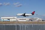 SKYLINEさんが、成田国際空港で撮影したデルタ航空 747-451の航空フォト(写真)