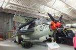 TKOさんが、ダックスフォード飛行場で撮影したイギリス海軍 Gannet AS.6の航空フォト(写真)
