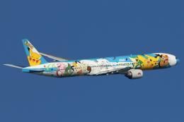 kinsanさんが、羽田空港で撮影した全日空 777-381の航空フォト(飛行機 写真・画像)