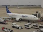 maixxさんが、ドンムアン空港で撮影したニュージェン・エアウェイズ 737-401の航空フォト(写真)