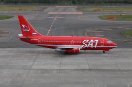 makochinさんが、新千歳空港で撮影したサハリン航空 737-2J8/Advの航空フォト(飛行機 写真・画像)