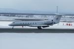 北の熊さんが、新千歳空港で撮影したスター・ジェット・エア G-V-SP Gulfstream G550の航空フォト(飛行機 写真・画像)