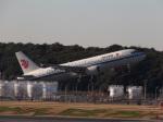ポカール長田さんが、成田国際空港で撮影した中国国際航空 A320-214の航空フォト(飛行機 写真・画像)