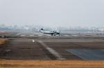 ねっちゅぅさんが、福岡空港で撮影した日本個人所有 A36 Bonanza 36の航空フォト(飛行機 写真・画像)