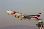 LAX Spotterさんが、ロサンゼルス国際空港で撮影したダイナミック・エアウェイズ 767-336/ERの航空フォト(写真)