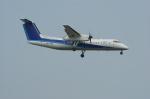 北の熊さんが、新千歳空港で撮影したノルディック・アビエーション・キャピタル DHC-8-314Q Dash 8の航空フォト(飛行機 写真・画像)