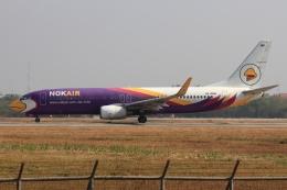 航空フォト:HS-DBB ノックエア 737-800