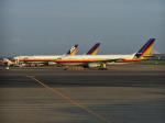 羽田空港 - Tokyo International Airport [HND/RJTT]で撮影されたサガ・エアラインズ - Saga Airlines [SGX]の航空機写真