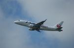 北の熊さんが、新千歳空港で撮影したジェイ・エア ERJ-170-100 (ERJ-170STD)の航空フォト(写真)