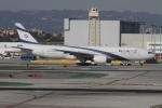 matsuさんが、ロサンゼルス国際空港で撮影したエル・アル航空 777-258/ERの航空フォト(写真)