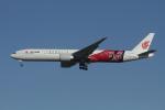 matsuさんが、ロサンゼルス国際空港で撮影した中国国際航空 777-39L/ERの航空フォト(写真)