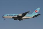 matsuさんが、ロサンゼルス国際空港で撮影した大韓航空 A380-861の航空フォト(写真)
