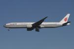 matsuさんが、ロサンゼルス国際空港で撮影した中国国際航空 777-39L/ERの航空フォト(飛行機 写真・画像)