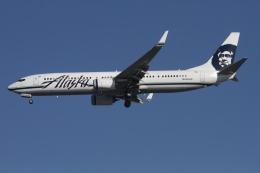 matsuさんが、ロサンゼルス国際空港で撮影したアラスカ航空 737-990/ERの航空フォト(飛行機 写真・画像)