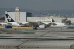 matsuさんが、ロサンゼルス国際空港で撮影したニュージーランド航空 777-319/ERの航空フォト(飛行機 写真・画像)