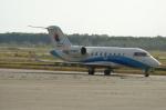 北の熊さんが、新千歳空港で撮影した東海公務机 CL-600-2B16 Challenger 605の航空フォト(飛行機 写真・画像)