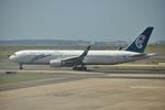 snow_shinさんが、シドニー国際空港で撮影したニュージーランド航空 767-319/ERの航空フォト(写真)