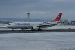 北の熊さんが、新千歳空港で撮影したトランスアジア航空 A330-343Xの航空フォト(写真)