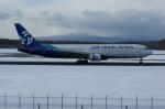 北の熊さんが、新千歳空港で撮影したアジア・アトランティック・エアラインズ 767-383/ERの航空フォト(写真)