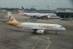 matsuさんが、シンガポール・チャンギ国際空港で撮影したゴールデン・ミャンマー・エアラインズ A320-232の航空フォト(写真)