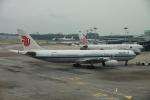 matsuさんが、シンガポール・チャンギ国際空港で撮影した中国国際航空 A330-343Xの航空フォト(写真)