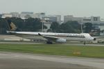 matsuさんが、シンガポール・チャンギ国際空港で撮影したシンガポール航空 A330-343Xの航空フォト(写真)