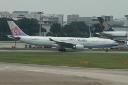 matsuさんが、シンガポール・チャンギ国際空港で撮影したチャイナエアライン A330-302の航空フォト(写真)