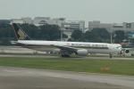 matsuさんが、シンガポール・チャンギ国際空港で撮影したシンガポール航空 777-212/ERの航空フォト(飛行機 写真・画像)